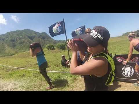 Spartan Sprint Hawaii 2017