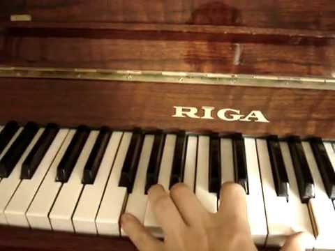 Ноты для Мурки \ Как играть мурку на пианино