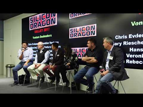 Silicon Dragon SF 2017: VC Dealmakers Panel, Oct. 2