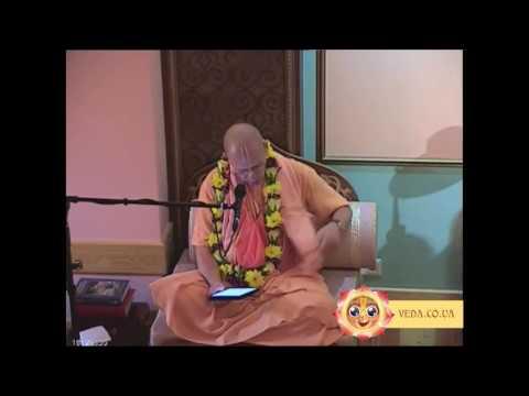 Бхагавад Гита 3.30 - Бхакти Вайбхава Свами