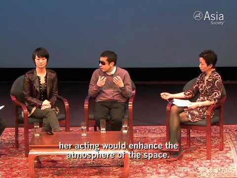 Film Actress Zhao Tao on Acting and Collaboration with Jia Zhangke (at Asia Society)