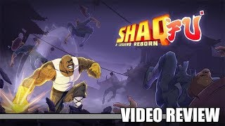 Review: Shaq Fu - A Legend Reborn (PlayStation 4, Switch, Xbox One & Steam) - Defunct Games