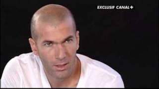 Zinedine Zidane Interview about Henry, Algerian NT etc.