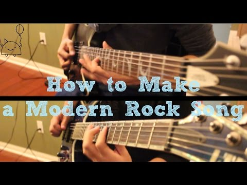 How To: Make a Modern Rock Song in 6 Min or Less (+ Full Song at the End)    Shady Cicada