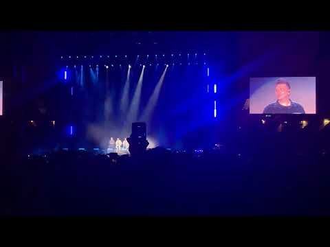 Westlife - Memory Lane Part 1 (The Twenty Tour Singapore 10 Aug 2019)