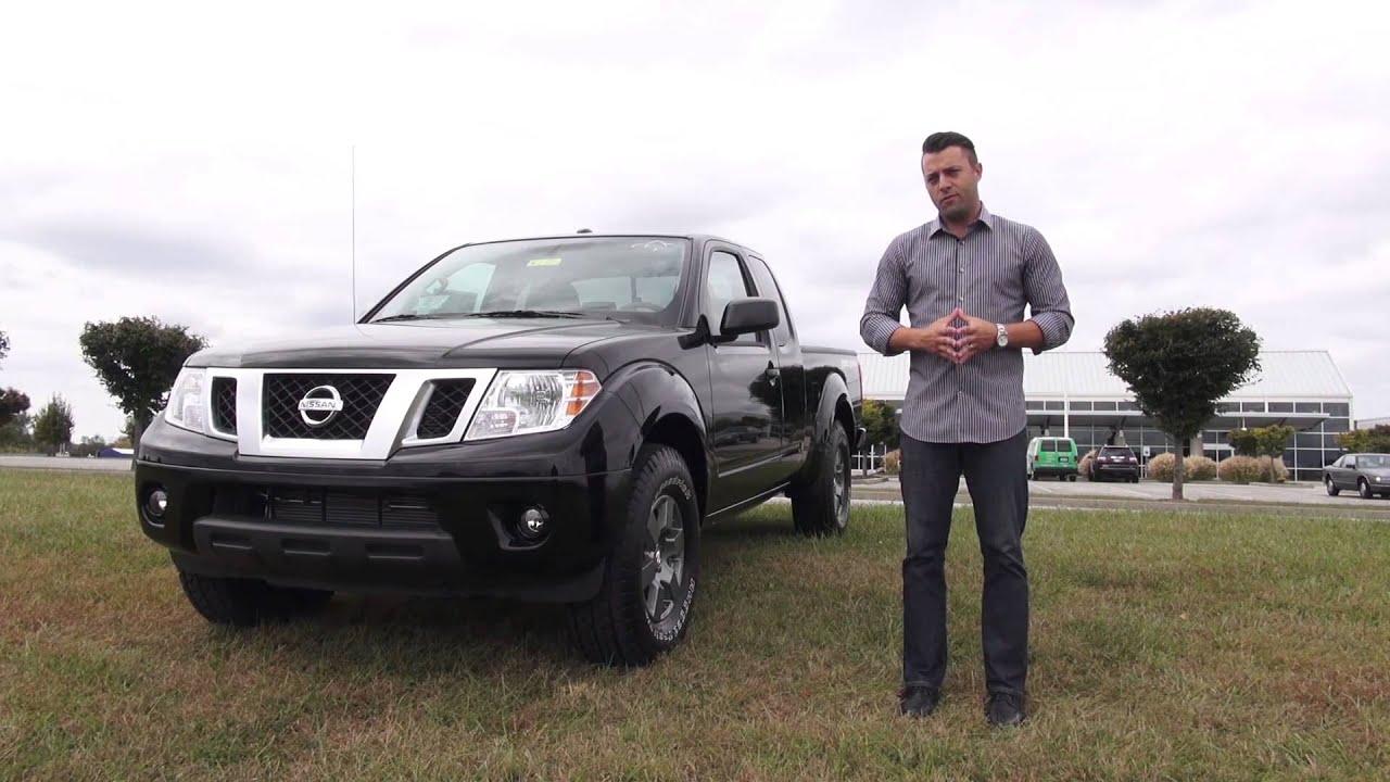 2014 Nissan Frontier Desert Runner Youtube
