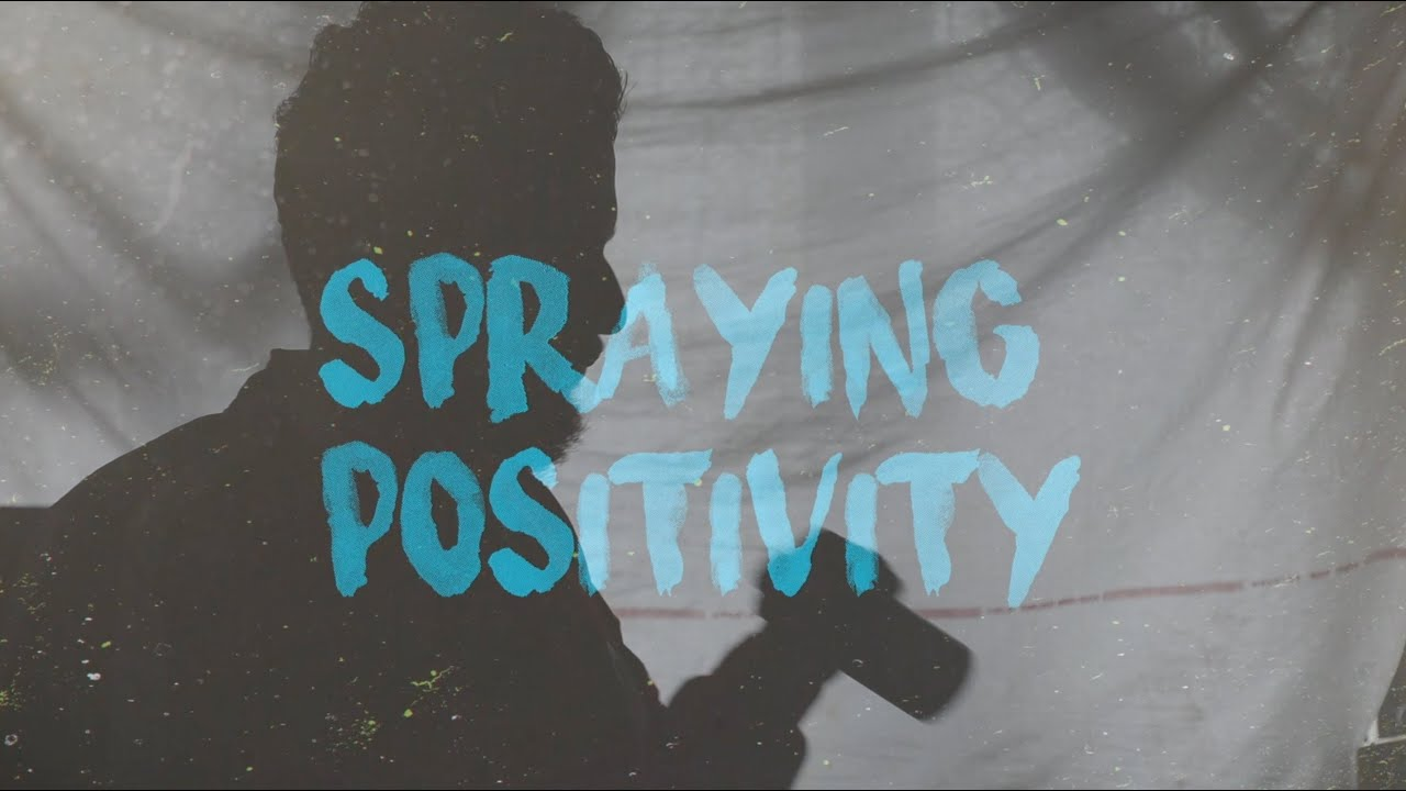 'Spraying Positivity' - More than just a mini Graffiti Documentary - #Myrodereel2020 (official)