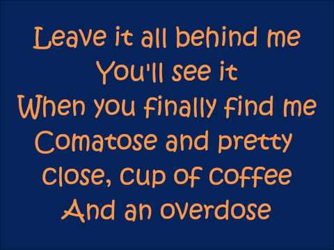 Katy Perry - Cup Of Coffee Lyrics