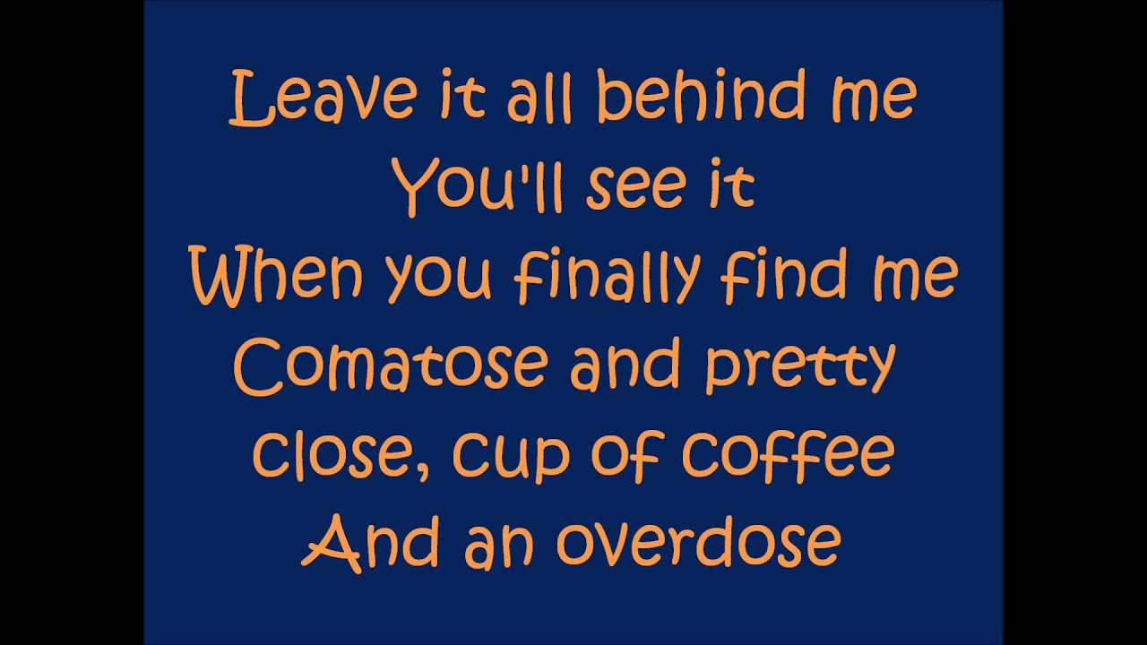 Katy Perry - Cup Of Coffee Lyrics - YouTube