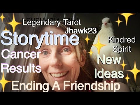 Repeat Storytime: ☘️Cancer Results, my dream collab, INFJ