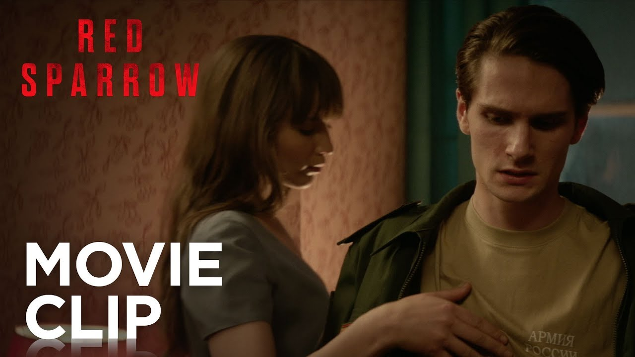 "Red Sparrow | ""Sparrow Training"" Clip | 20th Century FOX"