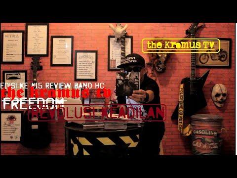 the Kramus TV Eds #15 review HC FREEDOM