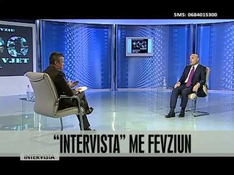 """""""Intervista"""" me Blendi Fevziun - Vizion Plus - News - Lajme"""