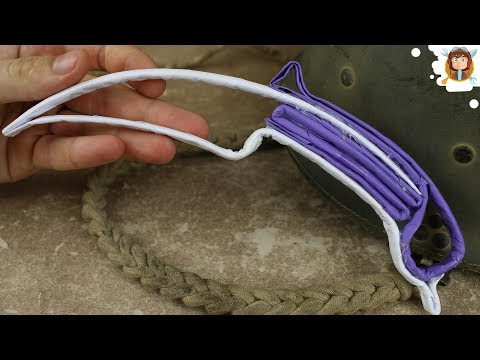 How to make Paper Karambit - CS:GO Paper Knife