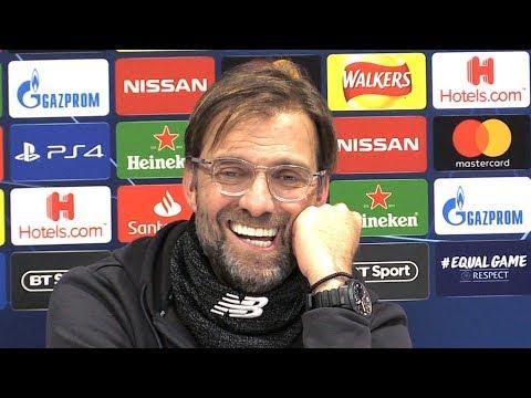 Liverpool 1-0 Napoli - Jurgen Klopp Post Match Press Conference - Champions League