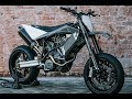 Custom of the Week KTM '950SMR' by Max Hazan |MOTO INTRODUCTION