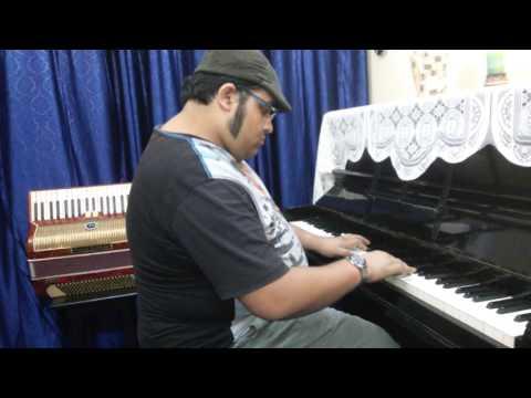 EI AKASHE AMAR MUKTI ALOY ALOY instrumental on Piano by Rajdeep Ganguly