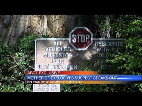 Mother Of Explosives Suspect Speaks Out