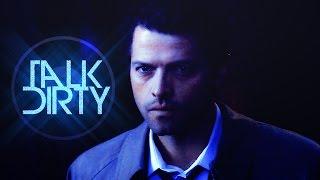 ▶️Castiel ● Talk Dirty [Superntural]