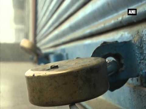 Separatist leaders call for shutdown in Kashmir