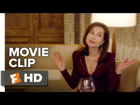 Elle Movie   Empty Stare 2016  Isabelle Huppert Movie