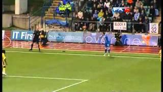 Brighton 0-0 Woking - The FA Cup 1st Round - 06/11/10