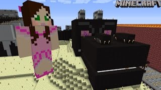 Minecraft: Notch Land - ENDER DRAGON RIDE [8]
