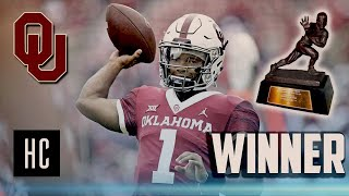 Kyler Murray | 🔥 2018 HEISMAN WINNER 🔥| Best Dual Threat QB in the Nation - Oklahoma Highlights ᴴᴰ