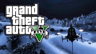 PAO JE SNEG - AVANTURE U BELOME SVETU ! Grand Theft Auto V - Zezanje thumbnail