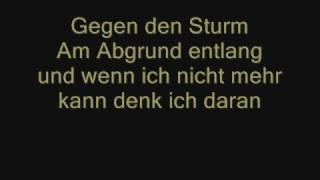 Tokio Hotel - Durch den Monsun lyrics thumbnail