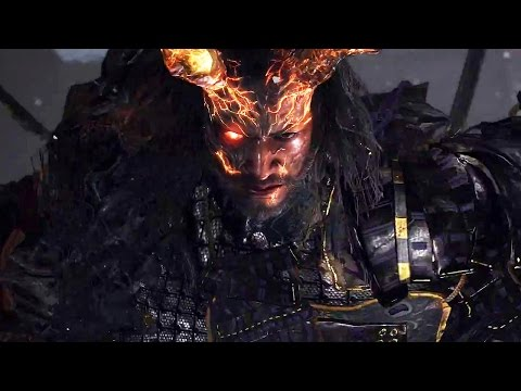 Nioh - Dragon of the North DLC Trailer