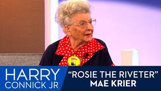 """Rosie The Riveter"" On Becoming Icon"