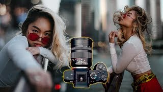 TAKING PORTRAITS at F0.95| The REAL Bokeh Master