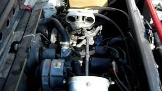 Alfa 33s 16v the Camshafts sound