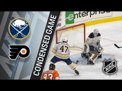 Buffalo Sabres vs Philadelphia Flyers – Dec. 14, 2017 | Game Highlights | NHL 2017/18. Обзор матча