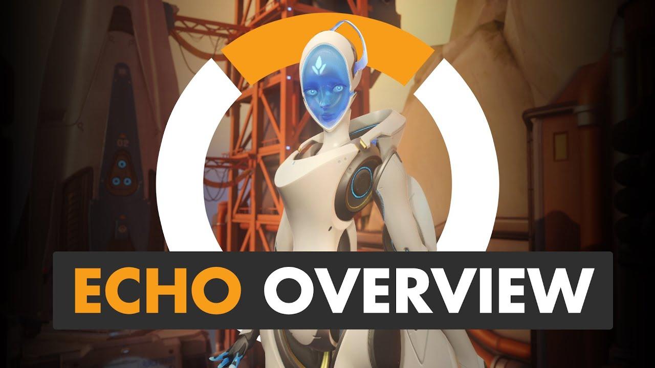 Download Overwatch Hero 32 Overview: Echo