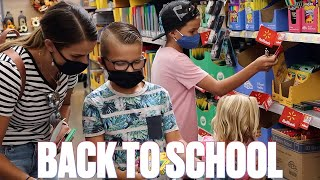 BACK TO SCHOOL SHOPPING HAUL | BACK TO SCHOOL SUPPLY LISTS IN 2020 | BUYING SCHOOL SUPPLIES