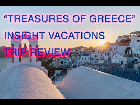 TREASURES OF GREECE   INSIGHT VACATIONS   MYKONOS   SANTORINI