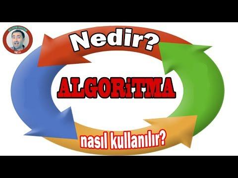 Algoritma Nedir? Algoritma Nasıl Kullanılır? | Bilişim Teknolojileri Dersi