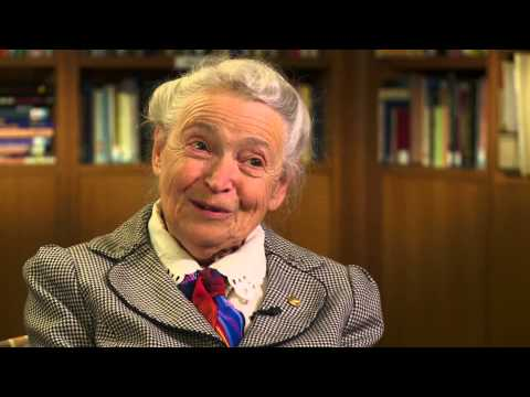 Mildred Dresselhaus discusses her life in science