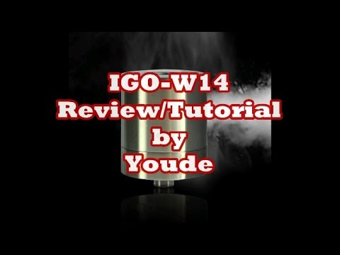 IGO-W14 Review and Rebuild Tutorial