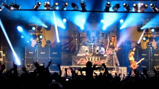 Steel Panther - Death To All But Metal LIVE @ Live Music Hall Cologne 03.11.2012