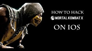 How to Hack Mortal kombat x With Jailbreak iOS 8.3
