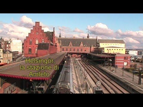 Copenaghen Helsingør, in treno al castello di Amleto