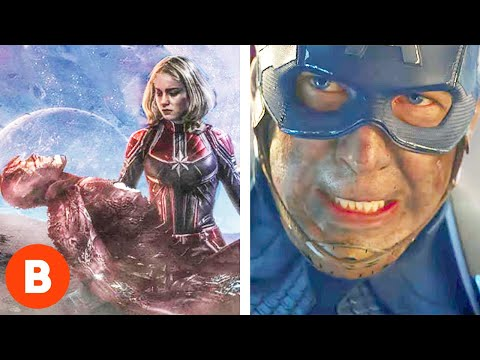 Everyone Who's Left After Avengers Endgame And Who We Lost