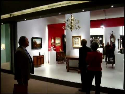 TEFAF MAASTRICHT | Art and Antique Fair | Visit with my Students Woodcarving