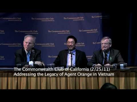 Addressing the Legacy of Agent Orange in Vietnam (2/25/11)