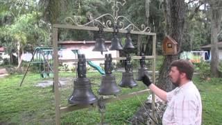 Уроки Колокольного Звона 12. Russian Style Bell Ringing Lesson 12.