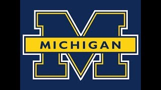 College Football Schedule Rankings - Michigan Wolverines #5 / 36