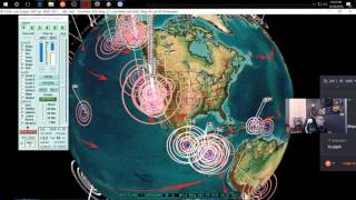 12/28/2016 -- Nightly Earthquake update + for...